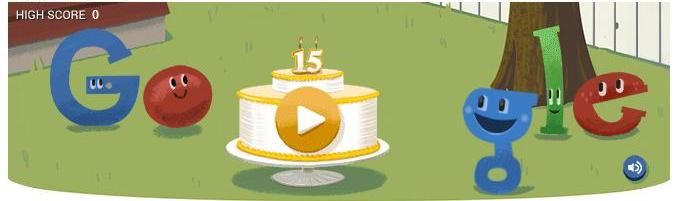 A Flashback Of A Few Interesting Things About Google On Its 15th Birthday!