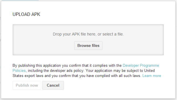 How to submit your app to the android app store (Google Play)