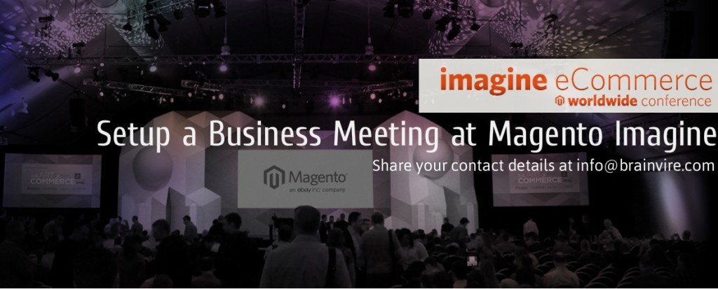 Meet Us at IMAGINE 2014 – Brainvire will be there to share, network and collaborate with you!