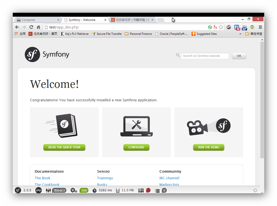 Why Choose Symfony2 Development for Businesses ?