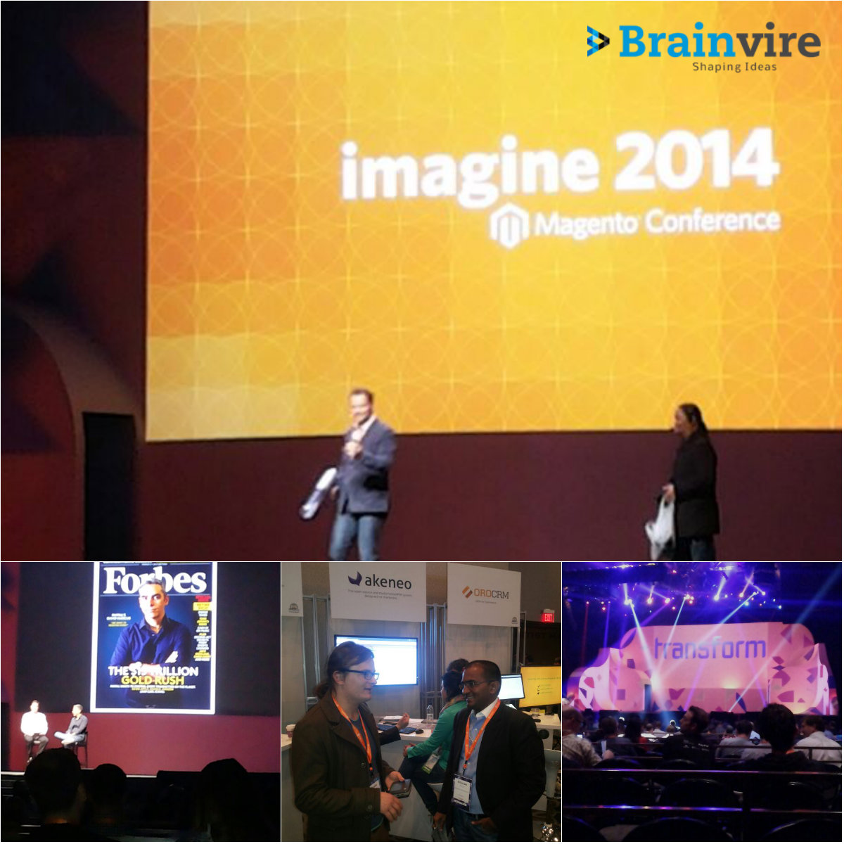 Brainvire At The Imagine Ecommerce Conference 2014 – Day 3 Highlights