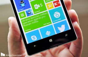 Cortan_Roll On To Windows 8 Phones – it's a breath of fresh air.Tile_News