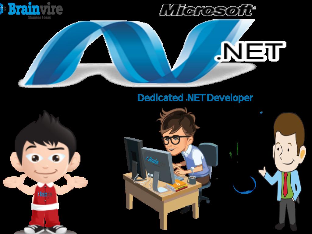 Hire .Net Developer For Interactive Web Application Development