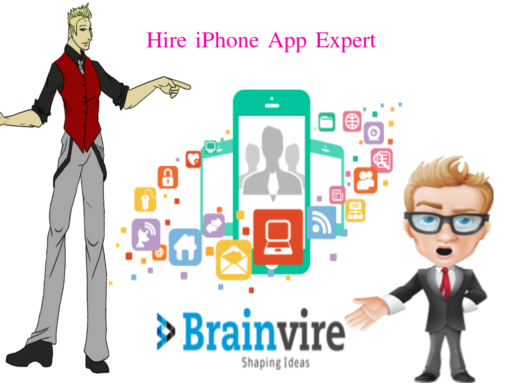 Hire iPhone App Expert