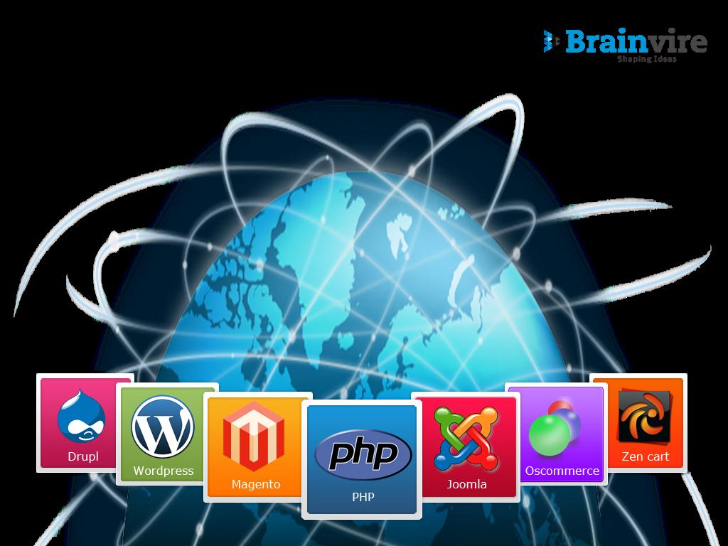 PHP application development company