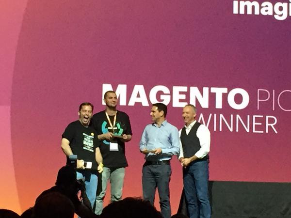 Imagine Commerce 2015 – Interview with Magento Pioneer Award Winner Marius Strajeru
