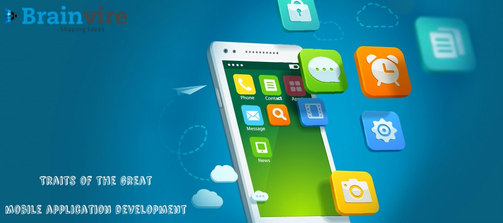 Traits of the great mobile application development company