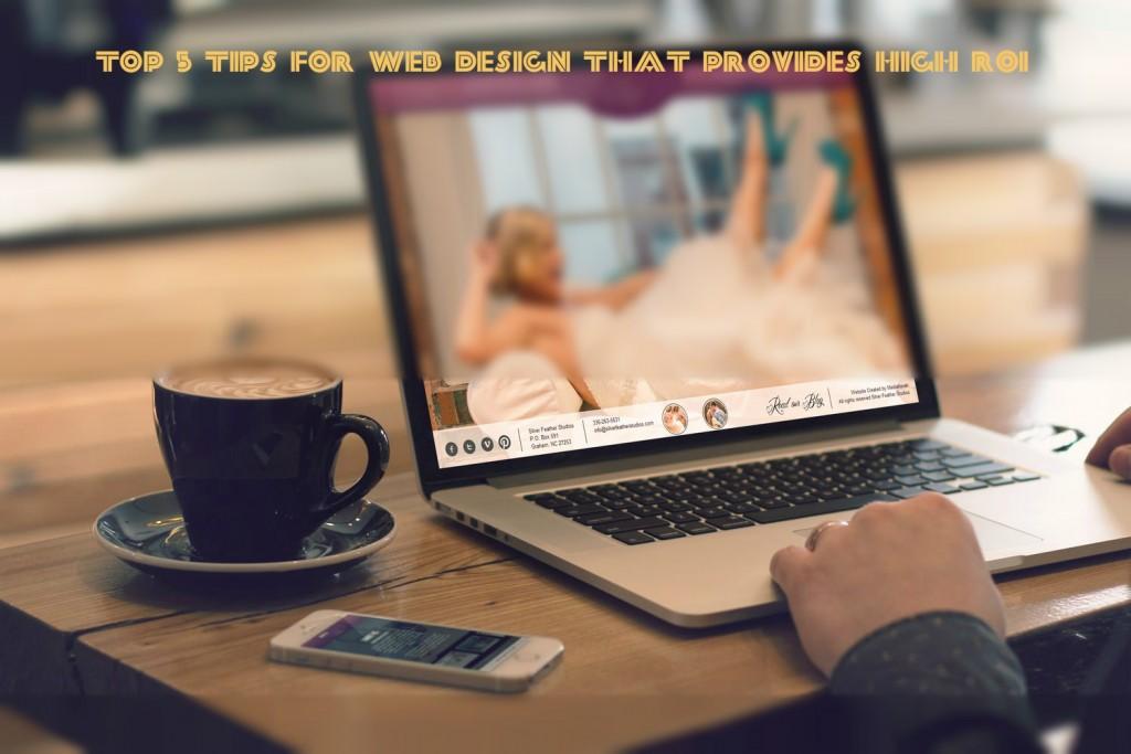 Tips for web design development