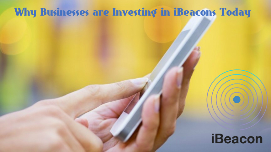 why iBeacons for Business