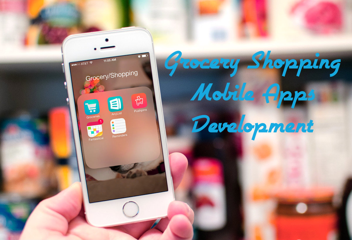 Grocery Shopping Apps - Significant Tools for the Grocery Supermarkets to Improve Sales