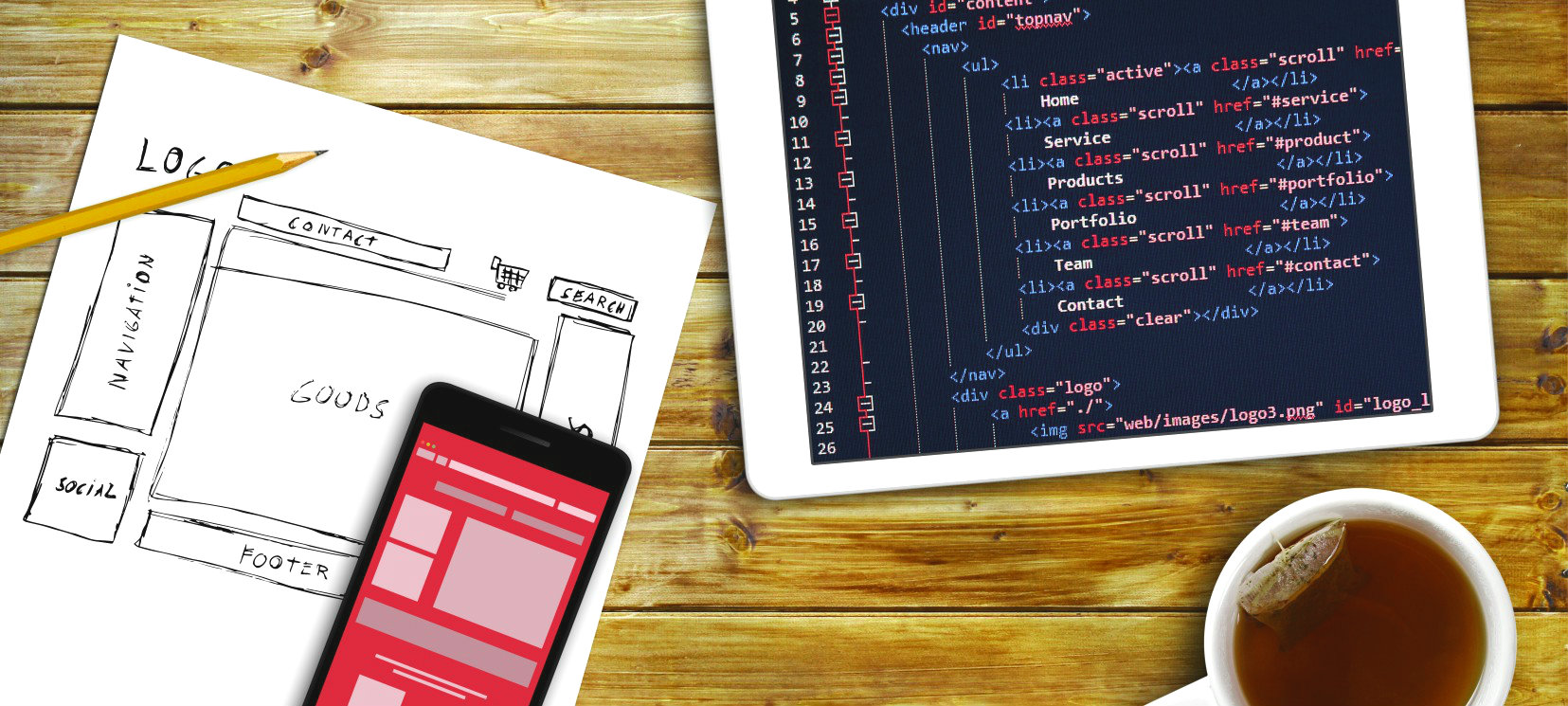 Know The Importance Of Wireframe In Mobile App Development