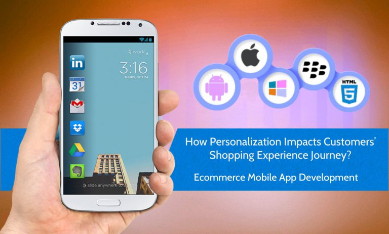 How Personalization Impacts Customer Shopping Experience Journey