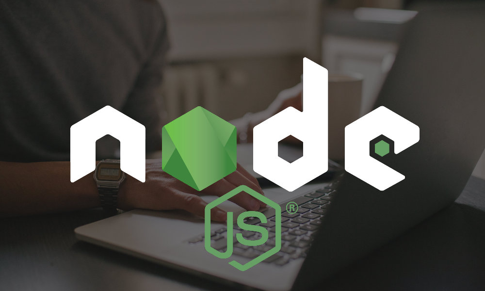 Node.js application development