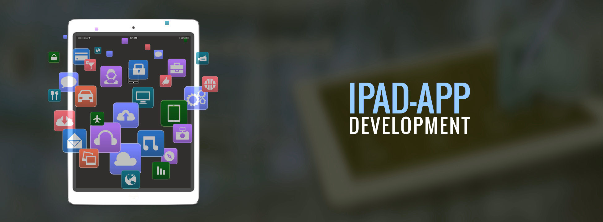Why Outsourcing Service For iPad App Development Is a Great Idea?