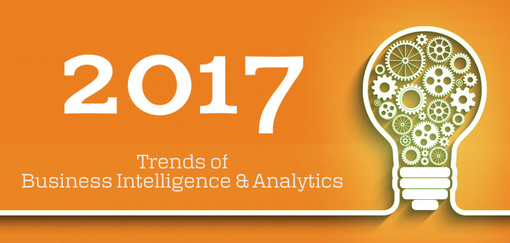Trends of Business Intelligence and Analytics in 2017