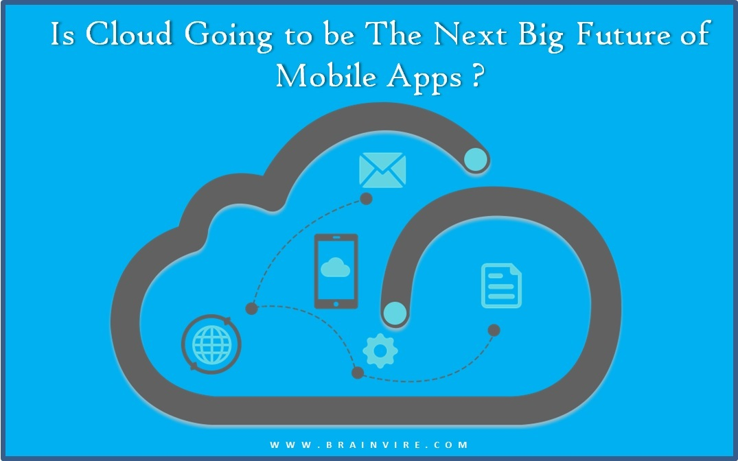 Is Cloud Going to be The Next Big Future of Mobile Apps