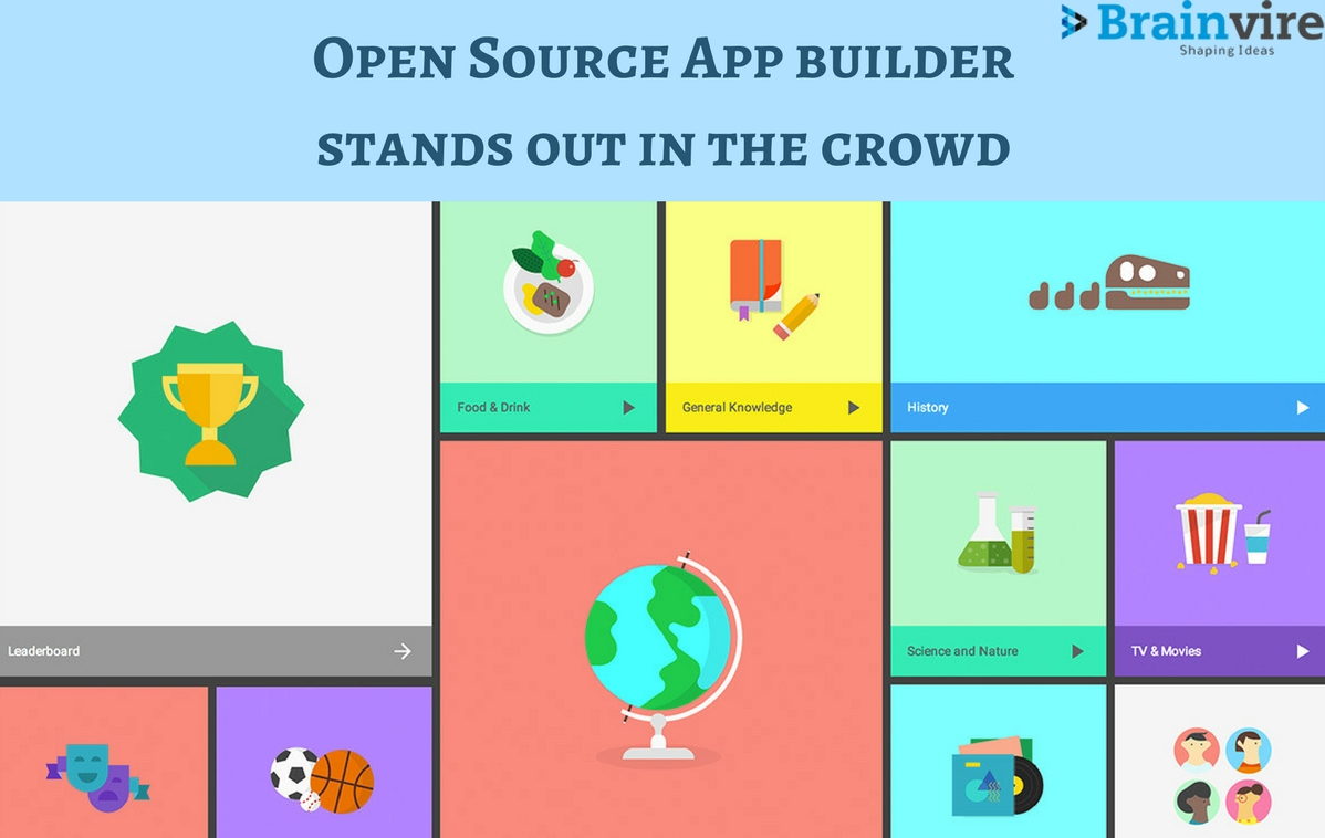 Reasons Why Open Source App Builder Stands Out In The Crowd