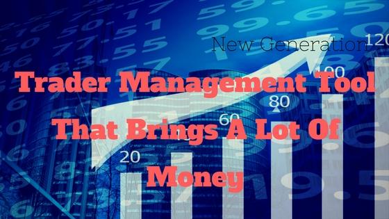 Trader Management Tool