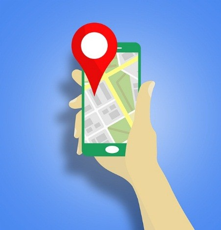 location service for mobile app