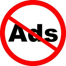no ads for mobile app
