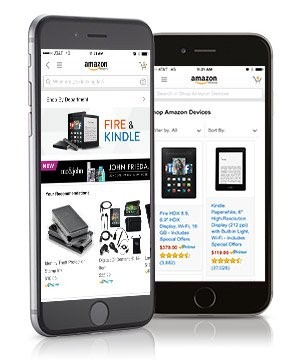 user friendly application amazon