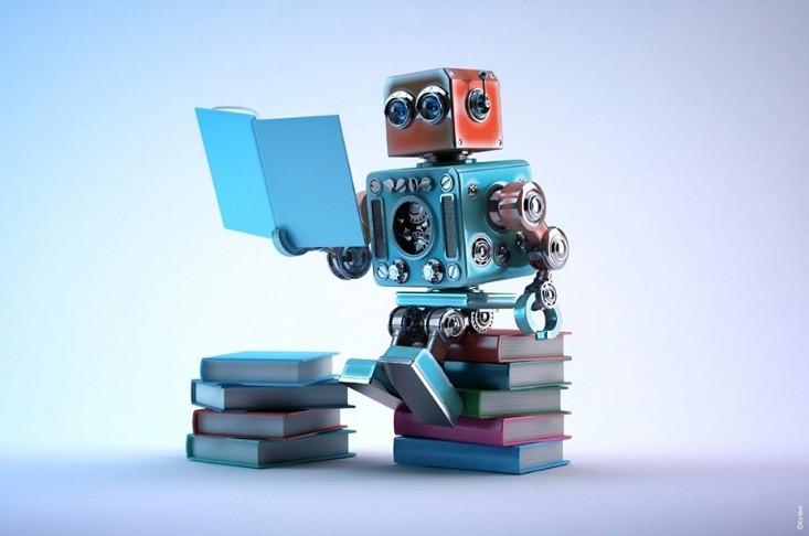 AI self learning robot