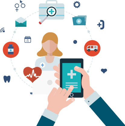 responsive mobile healthcare system