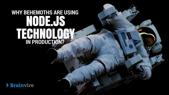 Node.js development - Brainvire