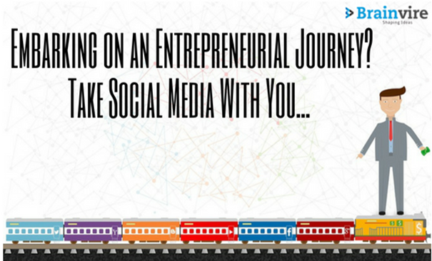 Using Social Media to Taste Success as an Entrepreneur