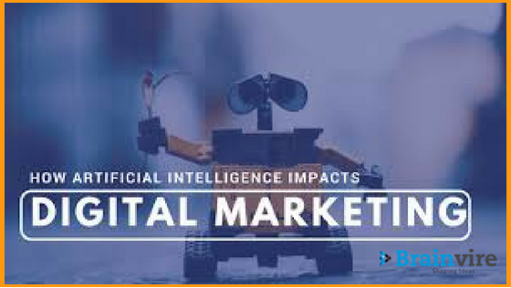 The Impact Of AI On Digital Marketing