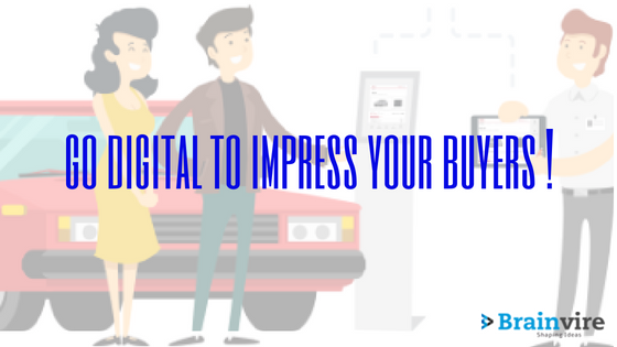Digitization in Sales and After-Sales Process in Automobile Industry