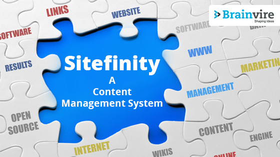 'Sitefinity' a Powerful CMS: Reasons to Make it Your First Choice!