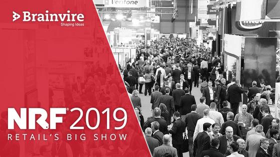 Brainvire to be Part of the Retail Big Show by NRF 2019!