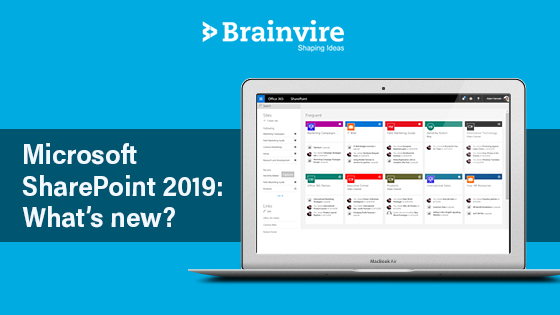 Microsoft SharePoint 2019: What's new?