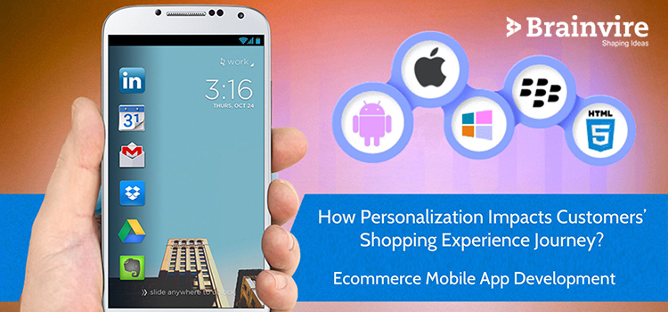 How Personalization Impacts Customers' Shopping Experience Journey?