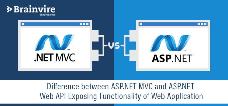 Difference between ASP.NET MVC and ASP.NET Web API – Exposing Functionality of Web Application