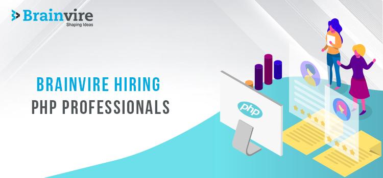 Brainvire Hiring PHP Professionals