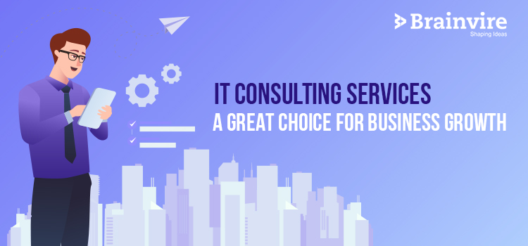 IT Consulting Services – A Great Choice for Business Growth