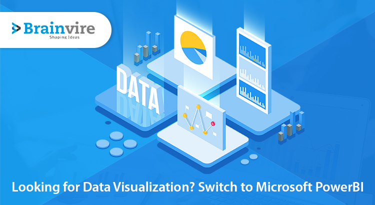 Looking for Data Visualization? Switch to Microsoft PowerBI