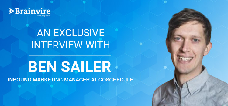 An Exclusive Interview With Ben Sailer Reveals Significant SEO Insights