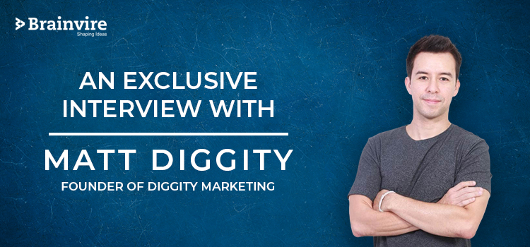 An Exclusive Interview with Matt Diggity Reveals an Effective SEO Strategy For Any Business