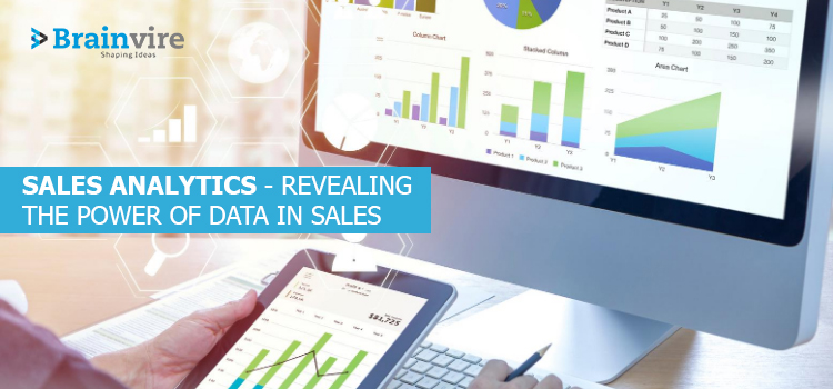 Sales Analytics – Revealing the Power of Data in Sales
