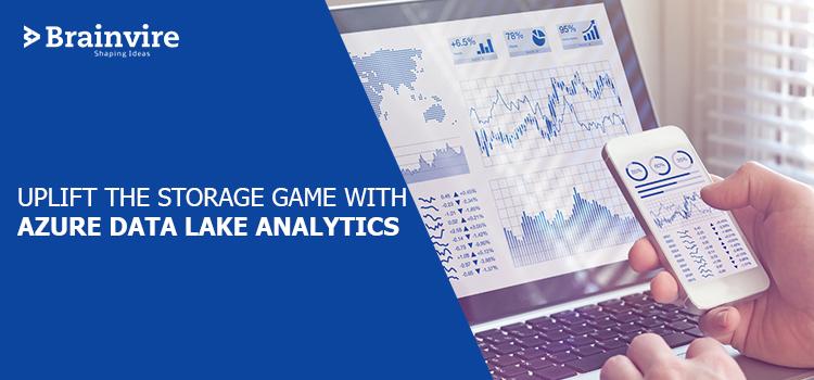 Uplift the Storage Game With Azure Data Lake Analytics