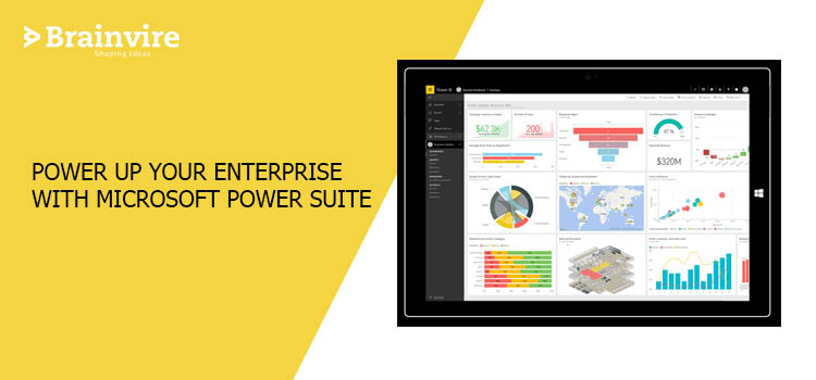 Power Up your Enterprise with Microsoft Power Suite