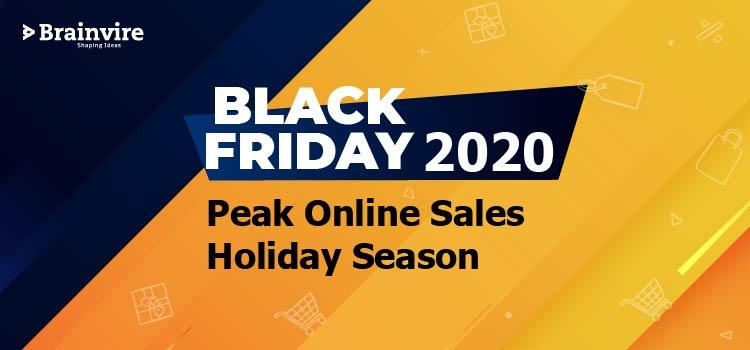 Black Friday 2020 -  Redefining Ecommerce Marketing Experience