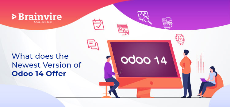 What does the Newest Version of Odoo 14 Offer