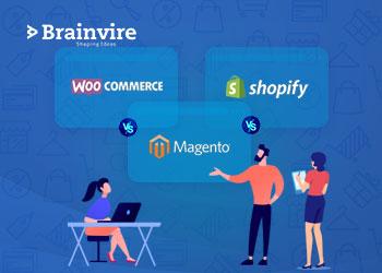 magento vs woocommerce vs shopify