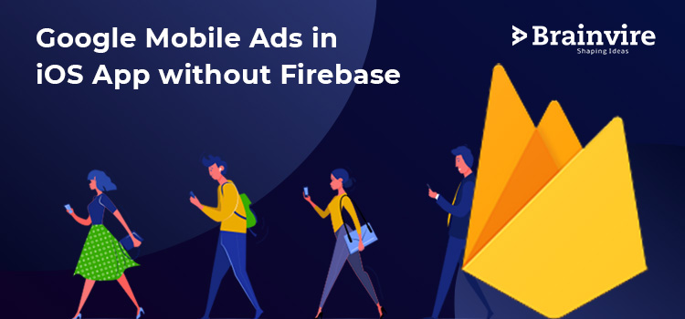 Google Mobile Ads in iOS App without Firebase