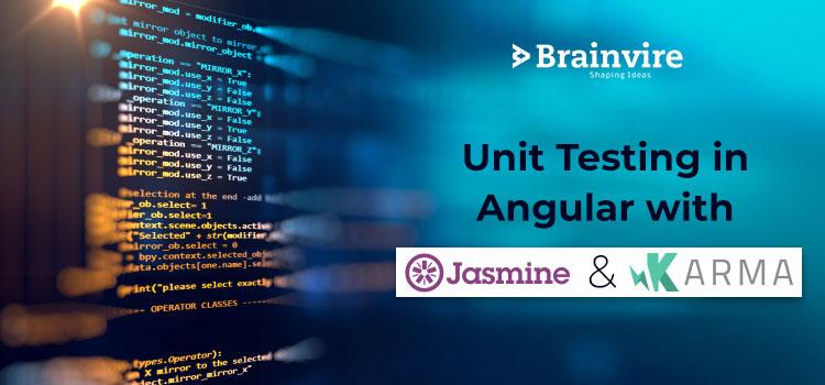Unit Testing in Angular with Jasmine and Karma