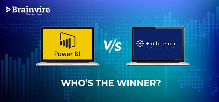 Power VS Tableau: Who's the Winner?